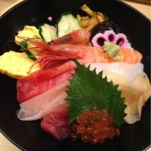 築地寿司清 グランスタダイニング店の絶品出汁がけ!