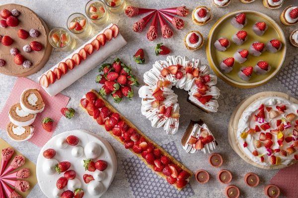 ヒルトン小田原リゾート&スパ『Spring Breeze-Strawberry & Citrus』