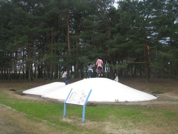 新潟県立紫雲寺記念公園