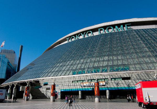 東京ドームの見学ツアーもある!