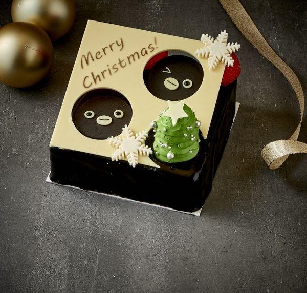 ホテルメトロポリタン「Suica のペンギンクリスマスケーキ」