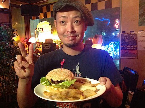 2013/10/23 神戸市中央区CAFE&BAR Thunderbird