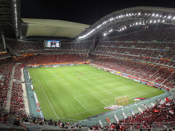 豊田スタジアムの概要と大きさ