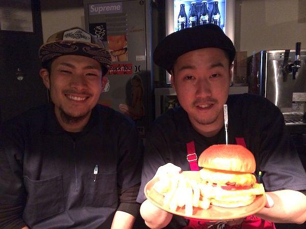 千葉県柏市Burgertribe VIBES