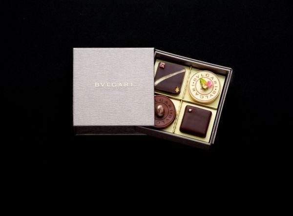 ブルガリ イル・チョコラート「ホワイトデー2017」4,800円(税込)