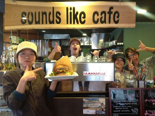 9都道府県25店舗目 長野白馬sounds like cafe