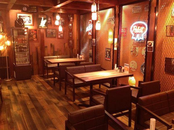 13都道府県31店舗目 千葉成田Coney's Diner