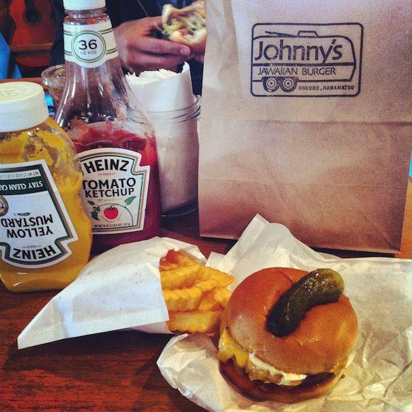 18都道府県59店舗目 静岡浜松Johnny's Jawaiian Burger