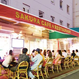 サクラカフェ 池袋(sakuracafe ikebukuro)