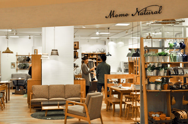 MOMO natural 大阪店