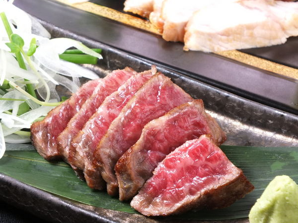 【京風もんと熟成肉 文蔵(ぶんぞう)】2ヶ月以上の超ドライエイジングの豚肉