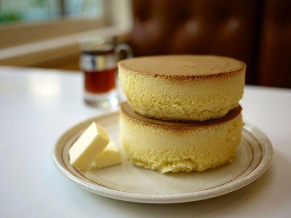 日本のホットケーキ