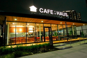 CAFE;HAUS(カフェハウス)