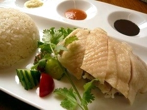 ファイブスター・カフェ 五星鶏飯(ウー・シン・ジィ・ファン)