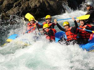長良川ラフティング River Adventure Tours(リバーアドベンチャーツアーズ)