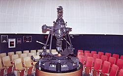 松戸市民会館 プラネタリウム室