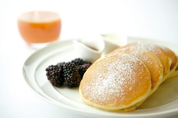 サラべス:文句なしのニューヨークの朝ごはんの女王!絶品リコッタチーズパンケーキ