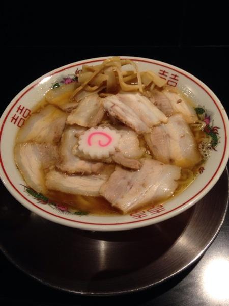 肉煮干し中華そば さいころ