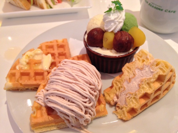 FOUR SEASONS CAFE(フォーシーズンズカフェ)