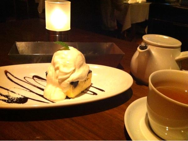 MERCER CAFE TERRACE HOUSE(マーサー・カフェ・テラス・ハウス)
