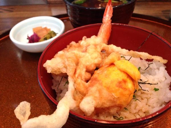 旬の素材を使った天ぷらを味わいたい人におすすめの旬彩 天ぷら 心来。