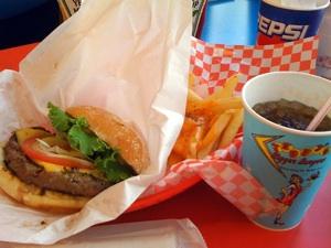 テディーズ・ビガーバーガー 表参道(Teddy's Bigger Burgers)