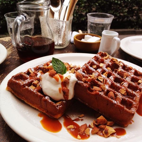 ワッフルカフェ・オランジ(Waffle cafe ORANG)