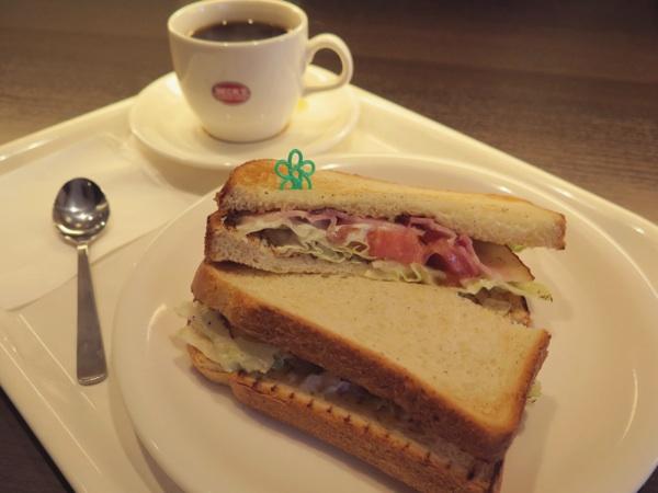 ベックスコーヒーショップ 東中野店