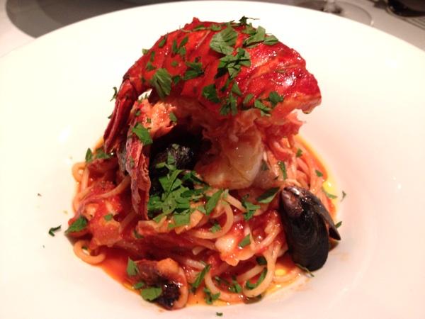 イタリアの伝統食そのままに「リストランテ エスト」