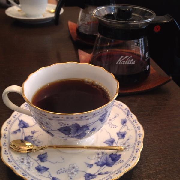 並んでも飲む価値のあるコーヒー店「加藤珈琲店」