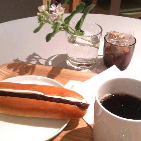 トラヤカフェ 青山店(TORAYA CAFE)