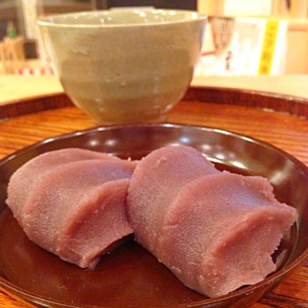 ちょっと一休みしたいなら、赤福茶屋松坂屋名古屋店
