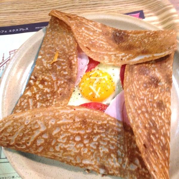 ブレッツカフェ 横浜赤レンガ倉庫店(BREIZ Cafe)