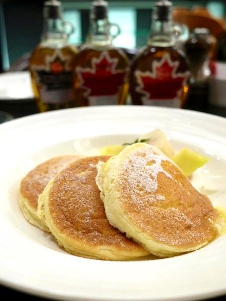 ホテルニューオータニSATSUKIのパンケーキ