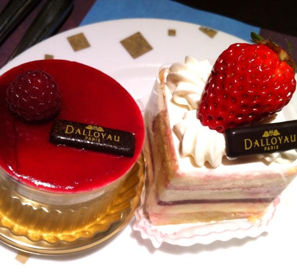 ダロワイヨ 銀座本店(Dalloyau)