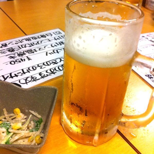【新宿西口】生ビール1杯180円の居酒屋やまと【席多数】