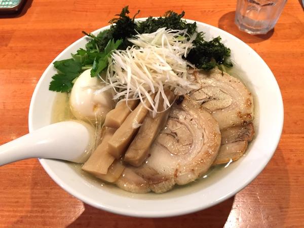 麺屋 六感堂(Rock'anDo)