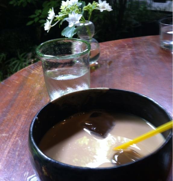 手ぬぐいカフェ 一花屋