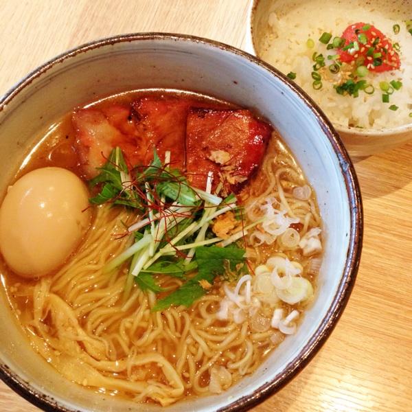 麺屋 宗&SOU 中目黒店