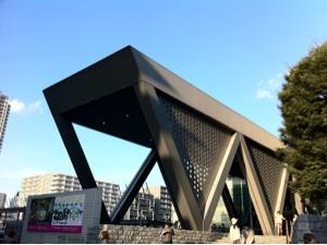 【改修工事のため休館中】東京都現代美術館