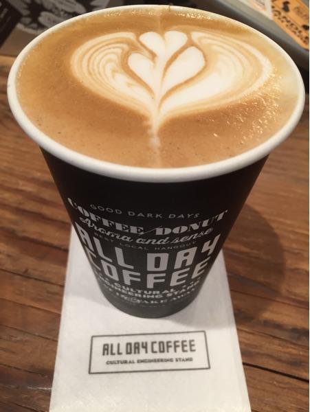オールデイコーヒー(ALL DAY COFFEE)