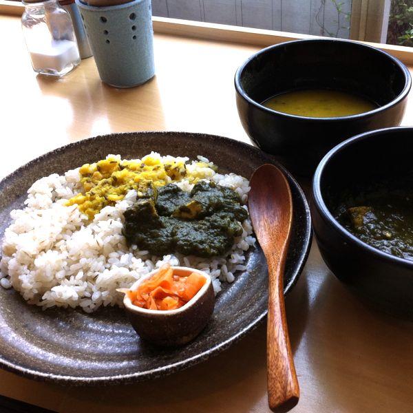 荻窪の隠れカフェは一歩入ると明るく開放的。