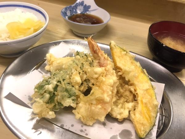天ぷら いもや 本店