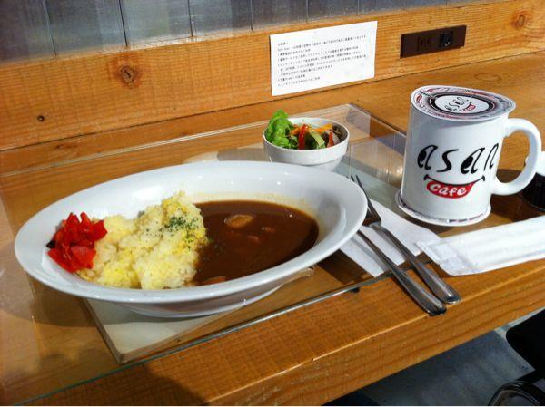 カフェ アサン(cafe asan)