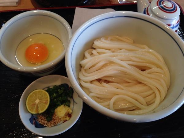 讃岐うどんの名古屋の人気有名店「手打うどん かとう 」