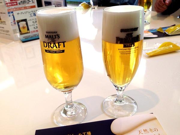 サントリー 京都ビール工場