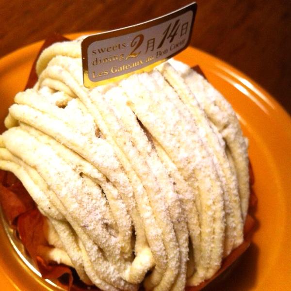 スウィーツダイニング2月14日(Sweets Dining 2gatsu14)