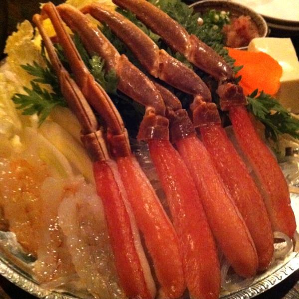 ついでに立ち寄りたい「蟹漁師の家 青山本店」