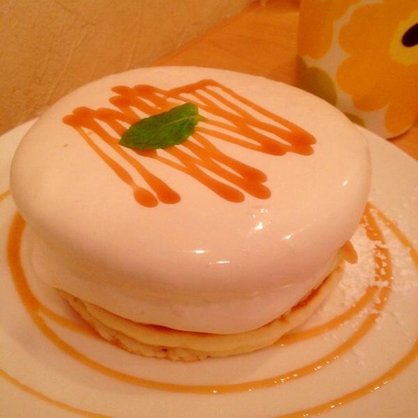 矢場町でパンケーキといえば、ホイホイ
