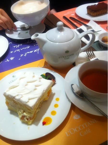 L'OCCITANE Cafe 渋谷店(ロクシタンカフェ)